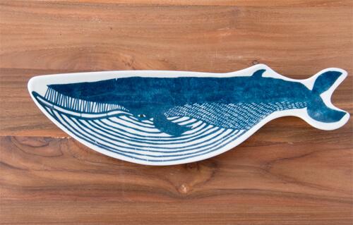 おしゃれな長皿・魚皿7