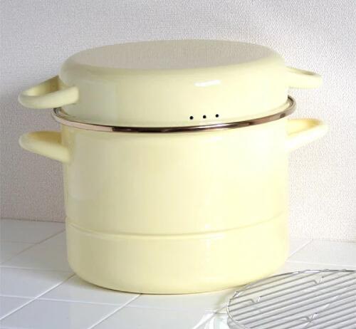 蒸し器のデザイン