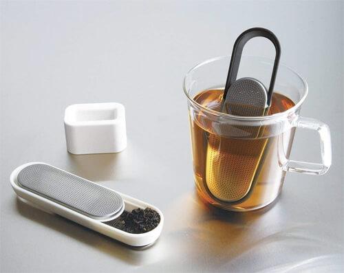 茶こし・ティーストレーナーのデザイン