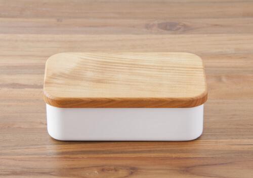 バターケースの素材