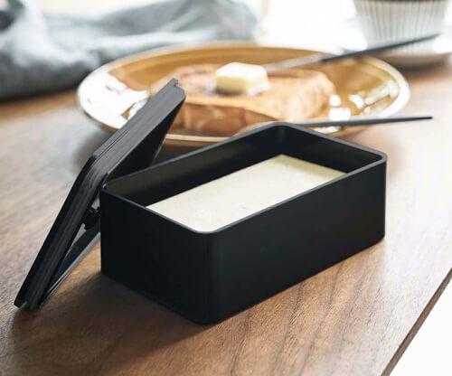 バターケースの密封性