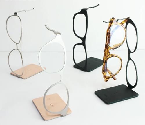 おしゃれな眼鏡スタンド5