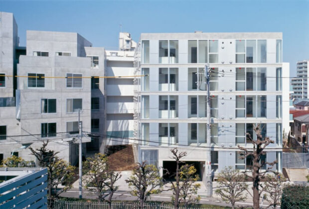 有名建築家が設計したおしゃれな集合住宅14選。日本国内から海外まで