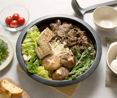 おしゃれなすき焼き鍋のおすすめ7選。南部鉄器からIH対応まで