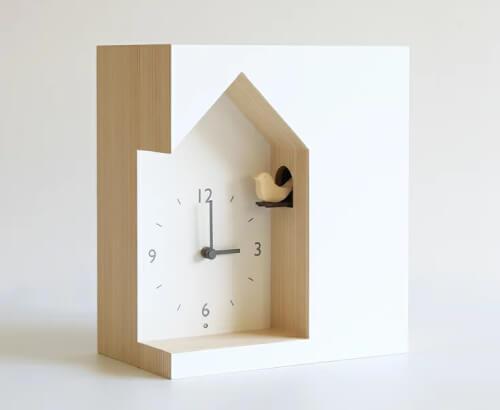 おしゃれな鳩時計2