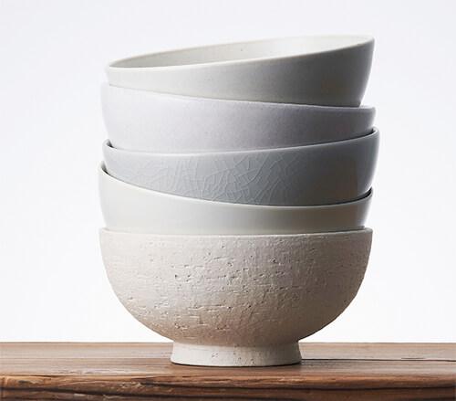 茶碗のデザイン
