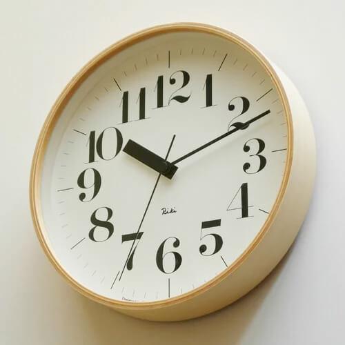 掛け時計の秒針のタイプ