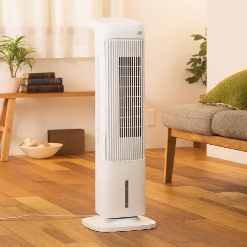 【2021年版】おしゃれなデザインのおすすめ冷風機・冷風扇7選