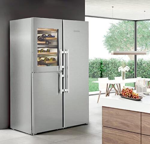おしゃれな冷蔵庫8