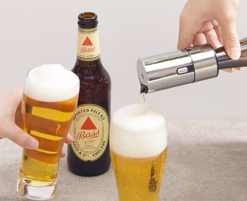 おしゃれなビールサーバー9