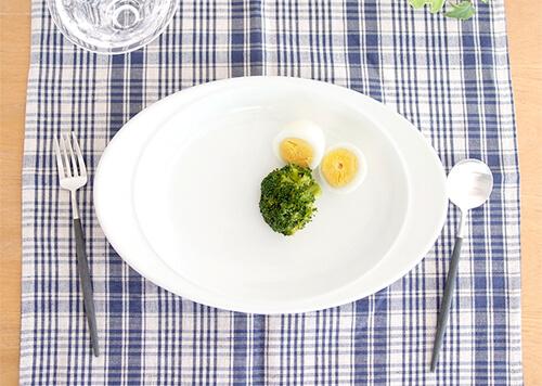 おしゃれなカレー皿2