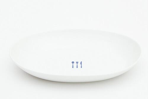 おしゃれなカレー皿7