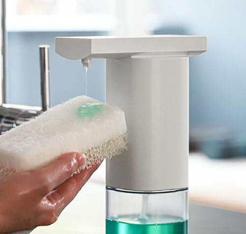 おしゃれな食器用洗剤詰め替えボトル10