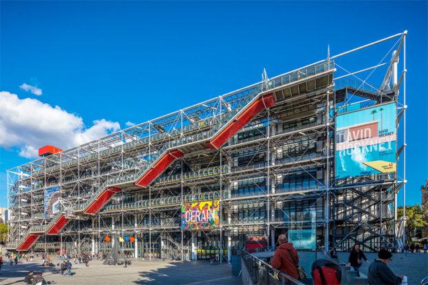 建築家のレンゾ・ピアノの建築作品7選。代表作のポンピドゥー・センターや関西国際空港旅客ターミナルビルなど