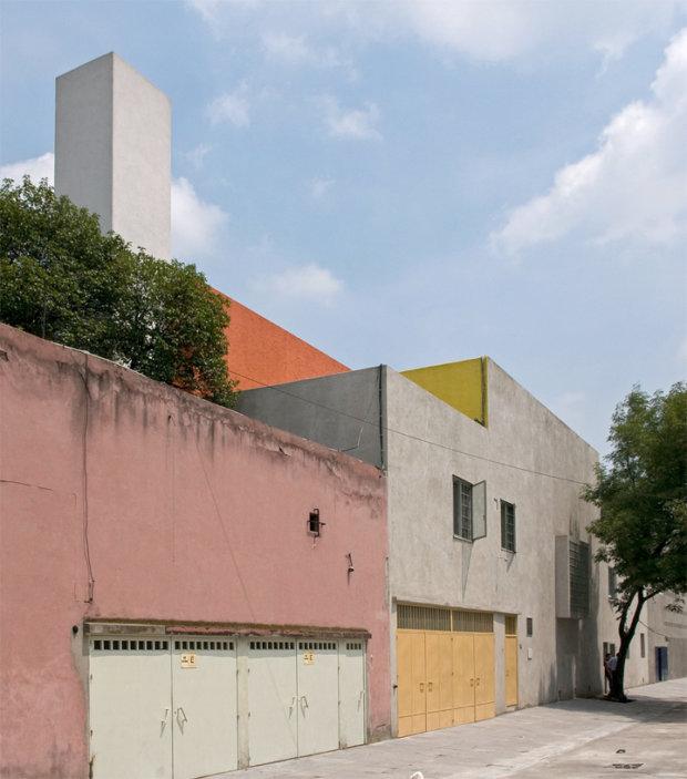 建築家のルイス・バラガンの建築作品4選。代表作のルイス・バラガン邸やヒラルディ邸など