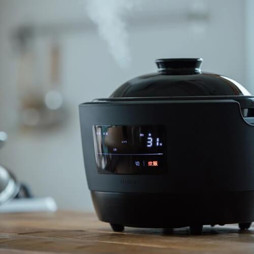 炊飯器の容量やサイズ