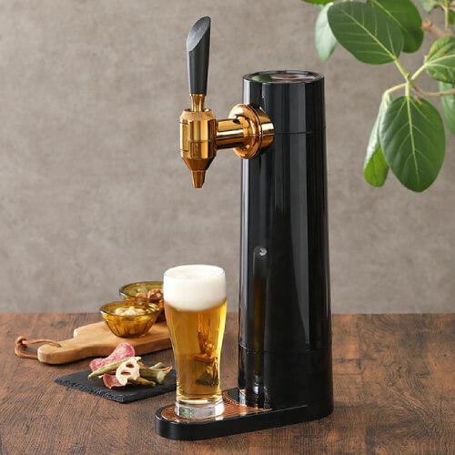 ビールサーバーのデザイン