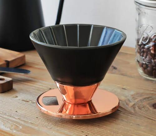 おしゃれなコーヒードリッパーのおすすめ12選。陶磁器製からステンレス製まで