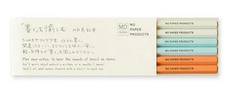 おしゃれな色鉛筆9