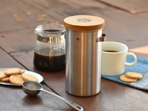 おしゃれなデザインのコーヒーキャニスター12選。かわいいコーヒー缶もおすすめ