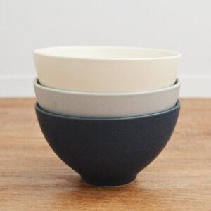 【SAKUZAN(作山窯)のSara ライスボウルレビュー】マットな質感がかっこいい茶碗