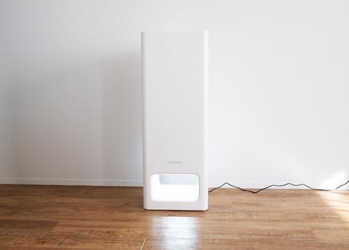 【BALMUDA The Pure(バルミューダ ザ・ピュア)レビュー】ミニマルで美しいデザインの空気清浄機