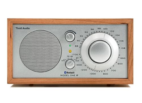 ラジオのデザイン