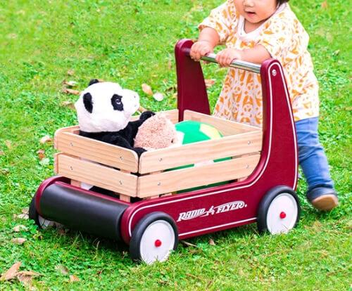 おしゃれな赤ちゃん用手押し車8