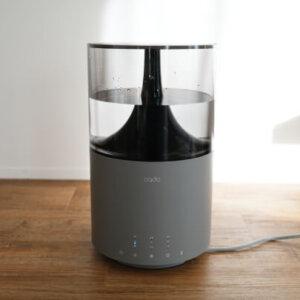 【cado(カドー)のSTEM(ステム)300レビュー】コンパクトでかっこいい加湿器